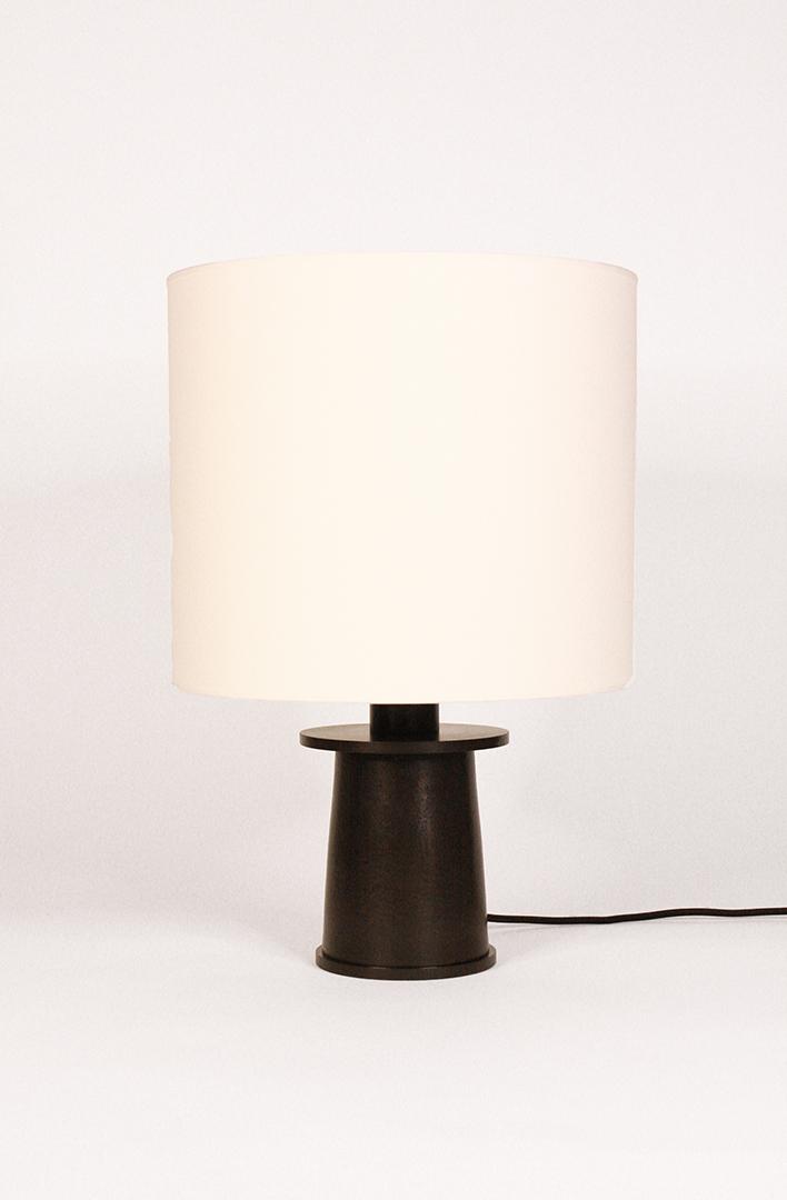 LAMPE PATINE