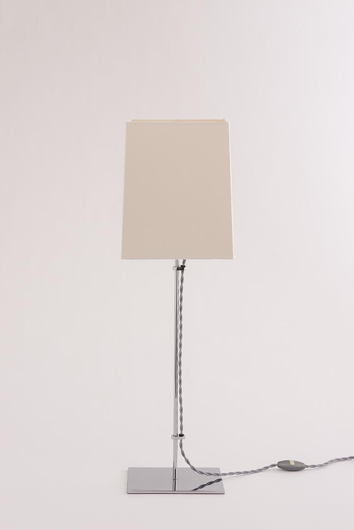 LAMPE ACIER II